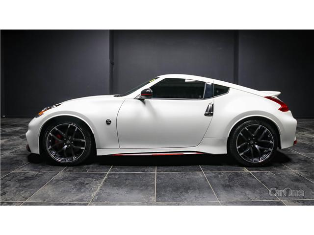 2018 Nissan 370z Nismo Red Suede Recaro Seats Push To Start Nav