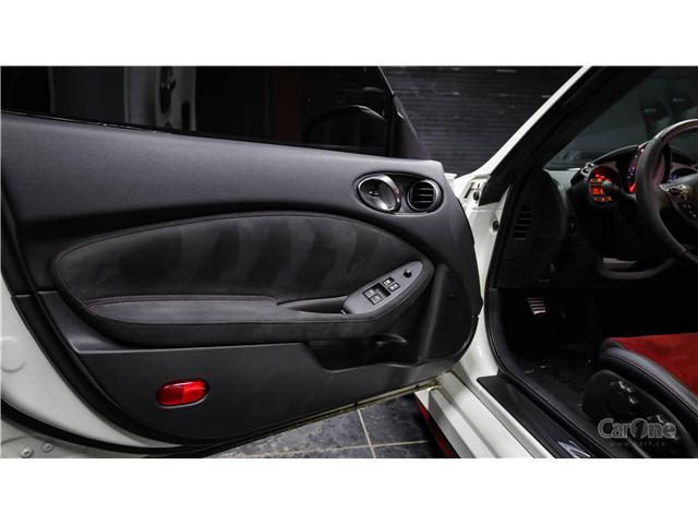 2018 Nissan 370Z Nismo (Stk: PT18-305) in Kingston - Image 9 of 36