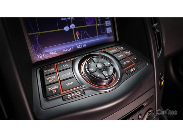 2018 Nissan 370Z Nismo (Stk: PT18-305) in Kingston - Image 20 of 36
