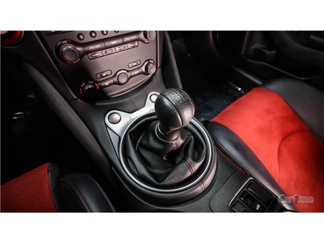 2018 Nissan 370Z Nismo (Stk: PT18-305) in Kingston - Image 25 of 36