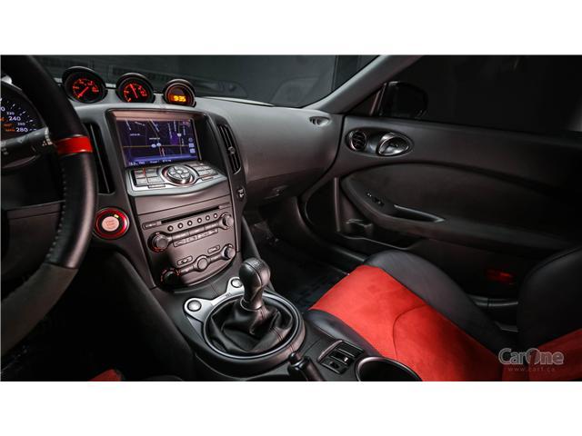 2018 Nissan 370Z Nismo (Stk: PT18-305) in Kingston - Image 26 of 36