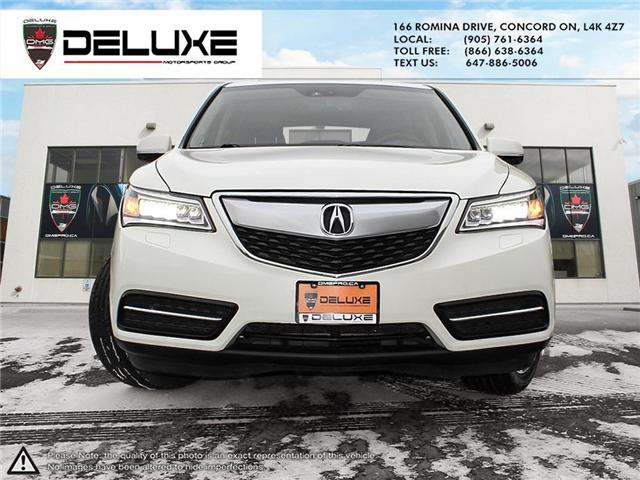 2015 Acura MDX Technology Package (Stk: D0509) in Concord - Image 2 of 20