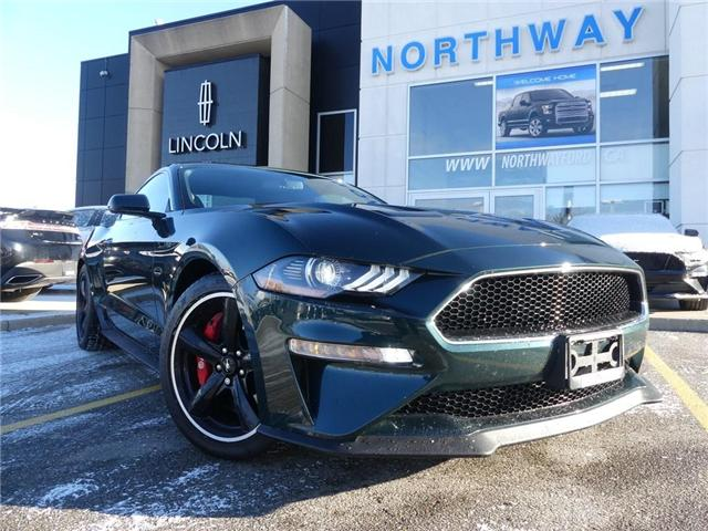 2019 Ford Mustang BULLITT | NAV | RECARO LEATHER | REAR CAM | V8 | (Stk: C043) in Brantford - Image 2 of 27