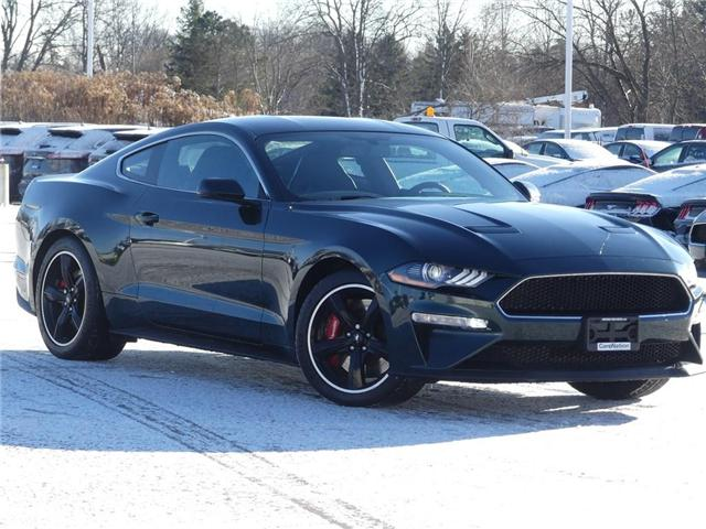 2019 Ford Mustang BULLITT | NAV | RECARO LEATHER | REAR CAM | V8 | (Stk: C043) in Brantford - Image 3 of 27