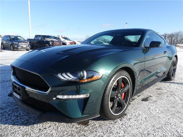 2019 Ford Mustang BULLITT | NAV | RECARO LEATHER | REAR CAM | V8 | (Stk: C043) in Brantford - Image 5 of 27