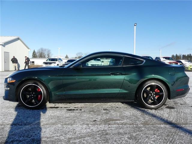 2019 Ford Mustang BULLITT | NAV | RECARO LEATHER | REAR CAM | V8 | (Stk: C043) in Brantford - Image 6 of 27