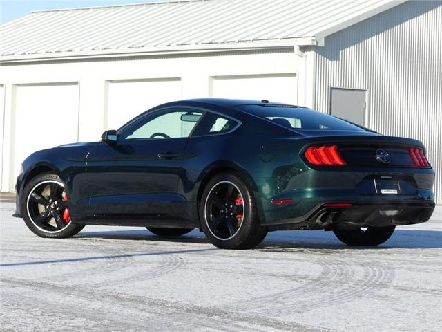 2019 Ford Mustang BULLITT | NAV | RECARO LEATHER | REAR CAM | V8 | (Stk: C043) in Brantford - Image 7 of 27