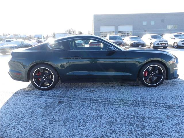 2019 Ford Mustang BULLITT | NAV | RECARO LEATHER | REAR CAM | V8 | (Stk: C043) in Brantford - Image 11 of 27