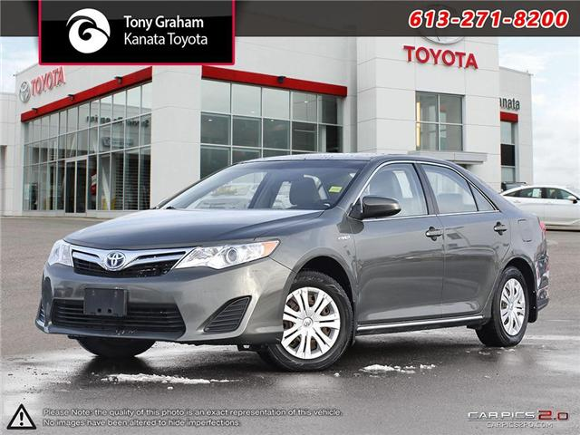 2014 Toyota Camry Hybrid LE (Stk: K4102A) in Ottawa - Image 1 of 26