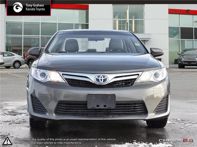 2014 Toyota Camry Hybrid LE (Stk: K4102A) in Ottawa - Image 2 of 26