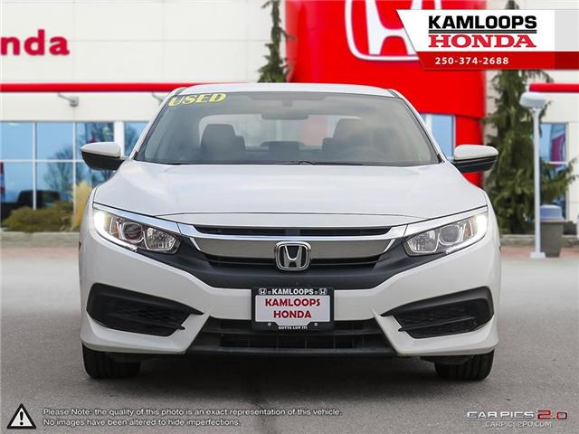 2017 Honda Civic LX (Stk: 14084A) in Kamloops - Image 2 of 25
