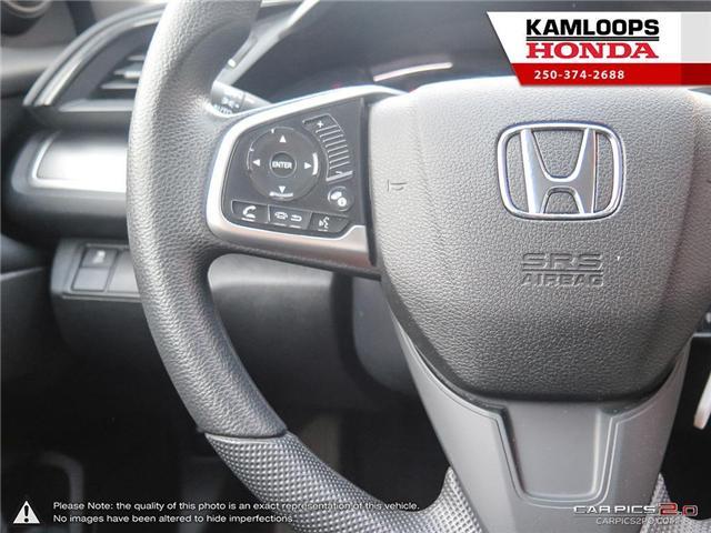 2017 Honda Civic LX (Stk: 14084A) in Kamloops - Image 17 of 26
