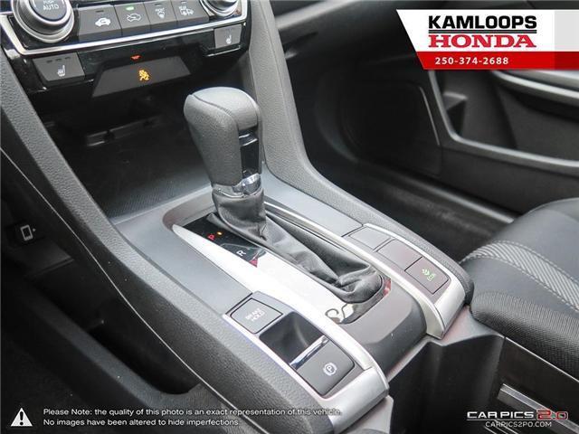 2017 Honda Civic LX (Stk: 14084A) in Kamloops - Image 20 of 26