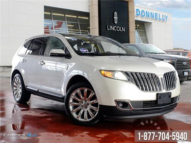 2013 Lincoln MKX Base (Stk: PLDS162A) in Ottawa - Image 1 of 27