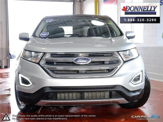 2016 Ford Edge SEL (Stk: PLDU5880) in Ottawa - Image 2 of 28