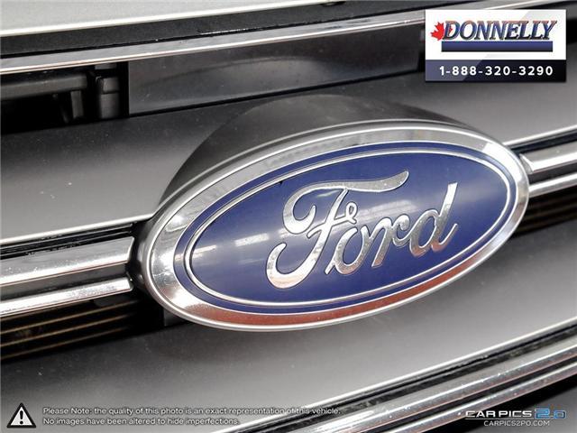 2016 Ford Edge SEL (Stk: PLDU5880) in Ottawa - Image 8 of 28