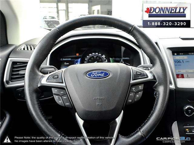 2016 Ford Edge SEL (Stk: PLDU5880) in Ottawa - Image 13 of 28
