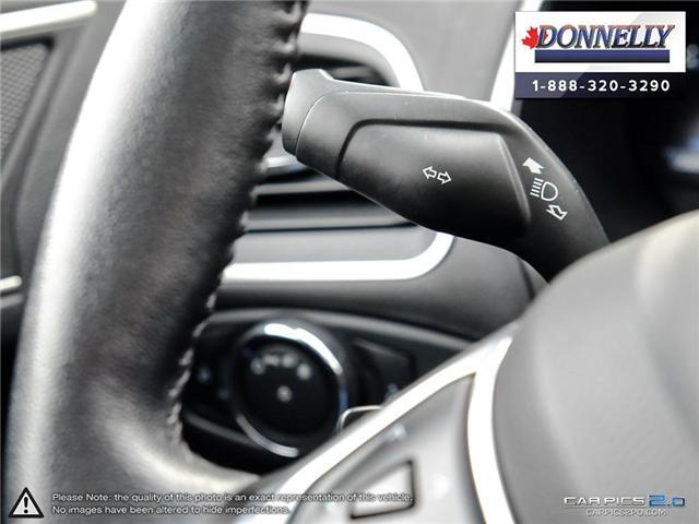 2016 Ford Edge SEL (Stk: PLDU5880) in Ottawa - Image 16 of 28