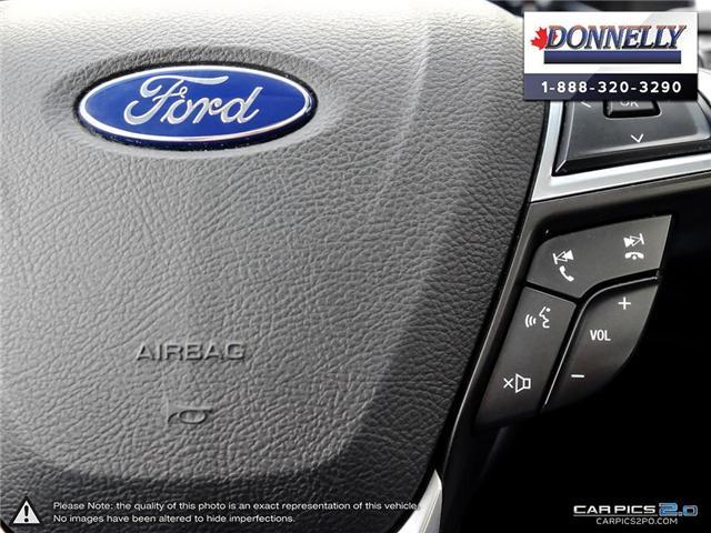 2016 Ford Edge SEL (Stk: PLDU5880) in Ottawa - Image 18 of 28