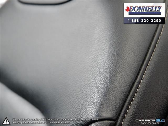 2016 Ford Edge SEL (Stk: PLDU5880) in Ottawa - Image 23 of 28