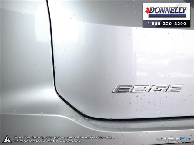 2017 Ford Edge SEL (Stk: PLDUR5976) in Ottawa - Image 11 of 28