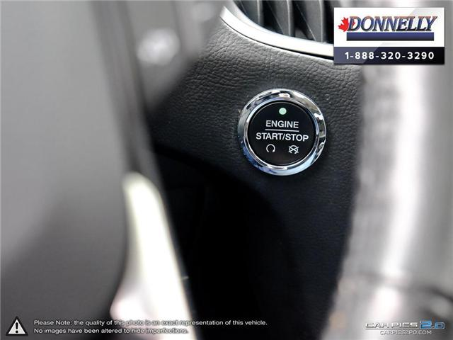 2017 Ford Edge SEL (Stk: PLDUR5976) in Ottawa - Image 14 of 28