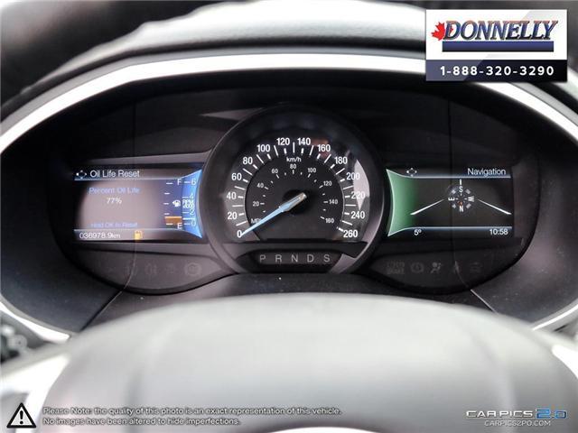 2017 Ford Edge SEL (Stk: PLDUR5976) in Ottawa - Image 15 of 28