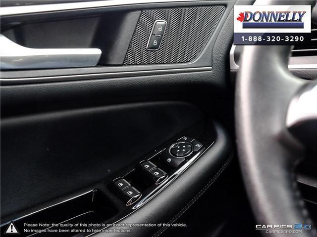 2017 Ford Edge SEL (Stk: PLDUR5976) in Ottawa - Image 17 of 28