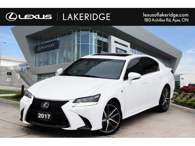 2017 Lexus GS 350 Base (Stk: L18144A) in Toronto - Image 1 of 29