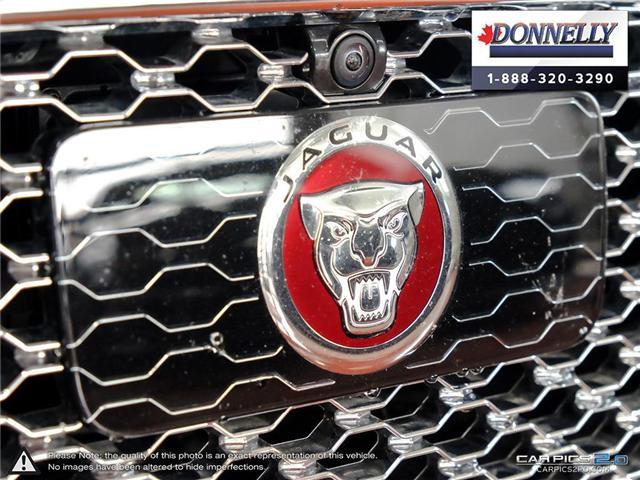 2016 Jaguar XJ XJL Portfolio (Stk: PLDR2097A) in Ottawa - Image 9 of 28