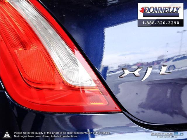 2016 Jaguar XJ XJL Portfolio (Stk: PLDR2097A) in Ottawa - Image 12 of 28