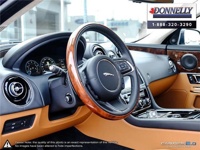 2016 Jaguar XJ XJL Portfolio (Stk: PLDR2097A) in Ottawa - Image 13 of 28