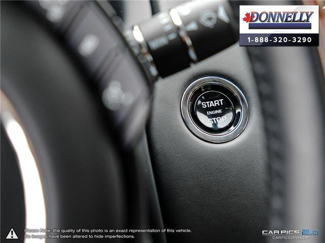 2016 Jaguar XJ XJL Portfolio (Stk: PLDR2097A) in Ottawa - Image 15 of 28