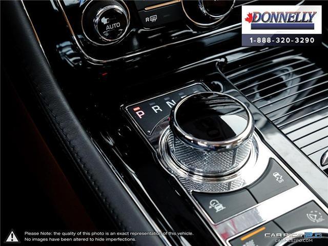 2016 Jaguar XJ XJL Portfolio (Stk: PLDR2097A) in Ottawa - Image 20 of 28