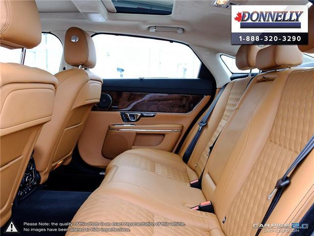 2016 Jaguar XJ XJL Portfolio (Stk: PLDR2097A) in Ottawa - Image 25 of 28