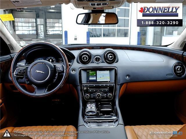 2016 Jaguar XJ XJL Portfolio (Stk: PLDR2097A) in Ottawa - Image 26 of 28