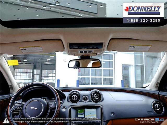 2016 Jaguar XJ XJL Portfolio (Stk: PLDR2097A) in Ottawa - Image 27 of 28