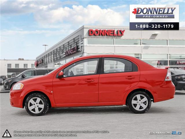 2009 Chevrolet Aveo LT (Stk: PBWMS8A) in Kanata - Image 3 of 27