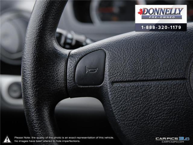 2009 Chevrolet Aveo LT (Stk: PBWMS8A) in Kanata - Image 18 of 27