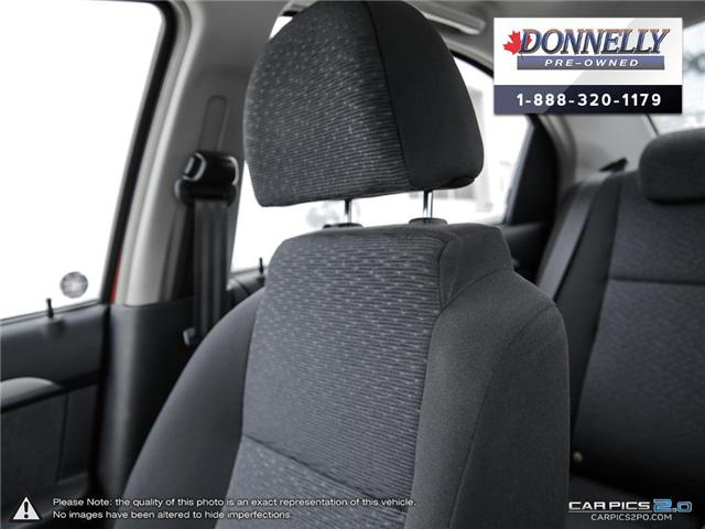 2009 Chevrolet Aveo LT (Stk: PBWMS8A) in Kanata - Image 22 of 27