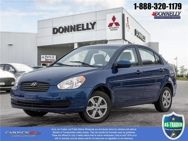 2010 Hyundai Accent L (Stk: PBWMR117A) in Kanata - Image 1 of 29