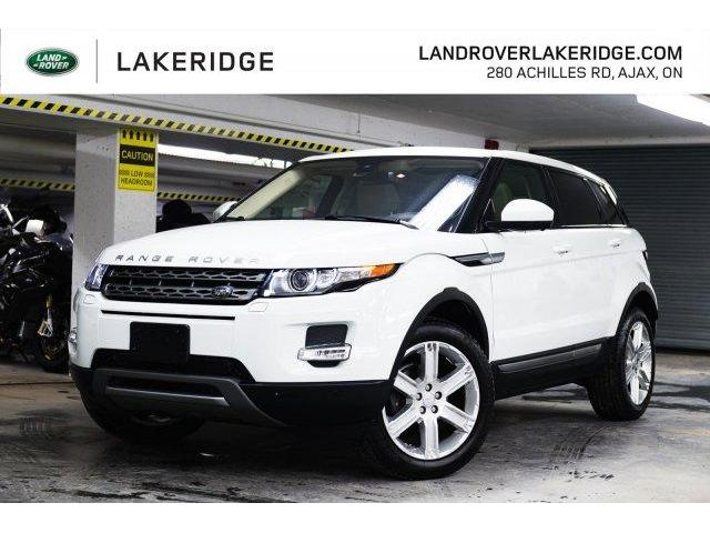2015 Land Rover Range Rover Evoque Pure Plus (Stk: R0316A) in Ajax - Image 1 of 29