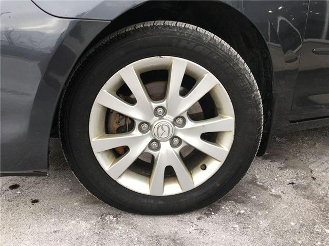 2007 Mazda Mazda3 GX ALLOY WHEELS, SUNROOF, TINTED, ABS, STEERING WH (Stk: 42826XB) in Brampton - Image 2 of 23