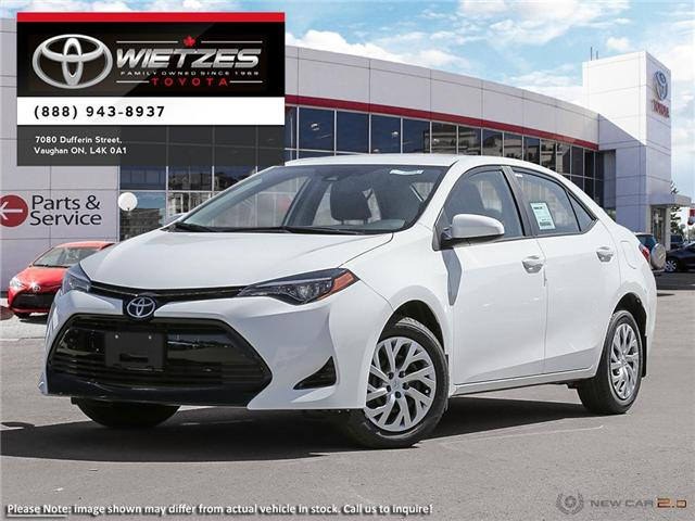 2019 Toyota Corolla LE (Stk: 67812) in Vaughan - Image 1 of 23