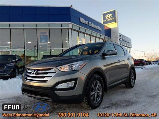 2015 Hyundai Santa Fe Sport  (Stk: 98824A) in Edmonton - Image 1 of 23