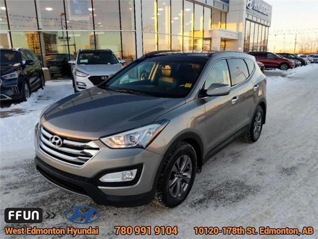 2015 Hyundai Santa Fe Sport  (Stk: 98824A) in Edmonton - Image 2 of 23