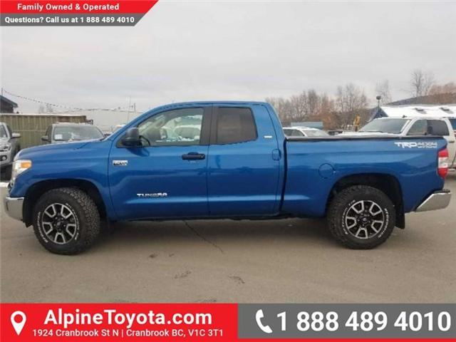2016 Toyota Tundra  (Stk: X550474R) in Cranbrook - Image 2 of 17