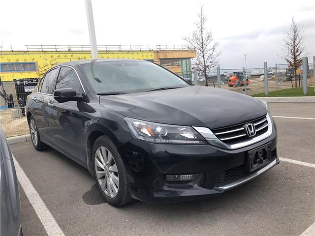 2015 Honda Accord EX-L V6 (Stk: I190275A) in Mississauga - Image 1 of 8