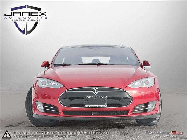 2016 Tesla Model S Ludicrous mode P90D (Stk: 18830 - 4 FOBS in FILE ) in Ottawa - Image 2 of 27