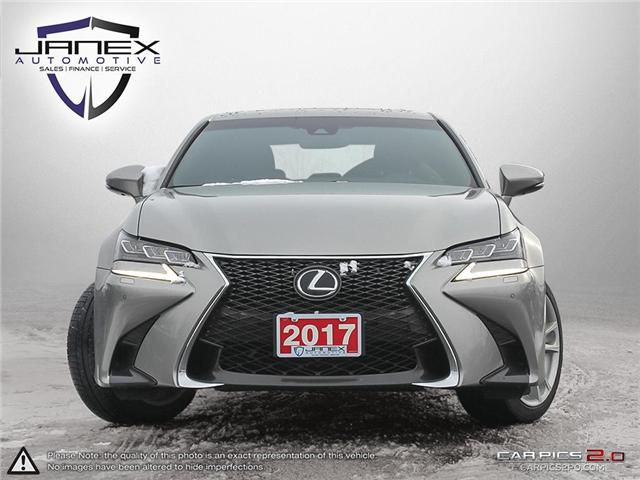 2017 Lexus GS 350  (Stk: 18827) in Ottawa - Image 2 of 27